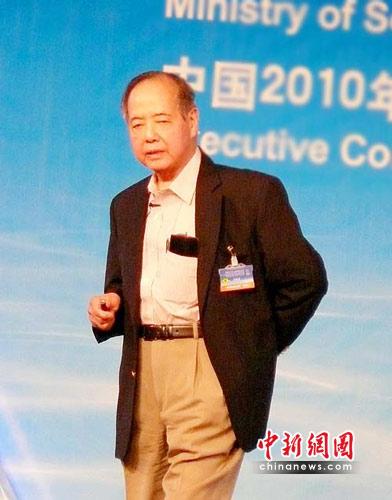 李政道 期待暗物质被发现 中国已开始寻找