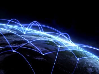 科学家们近日实现了创纪录的数据传输速度,一个国际专家小组实现了广域网络中双向每秒186GB的传输速度。这一速度相当于每天传输200万GB的信息,几乎相当于10万张蓝光DVD的容量